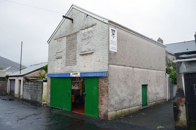 Light industrial for sale in Alfred Street, Port Talbot