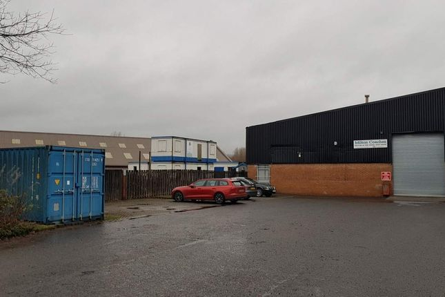 Thumbnail Light industrial for sale in Lochshore Industrial Estate, Caledonian Road, Glengarnock, Beith