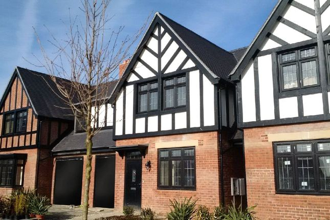 Thumbnail Terraced house for sale in Kingshurst Gardens, Badsey, Evesham, Worcestershire