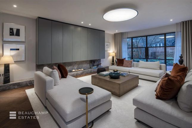 Thumbnail Flat to rent in Devonshire Place, Marylebone