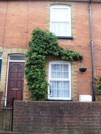 Thumbnail Terraced house to rent in Victoria Road, Newport