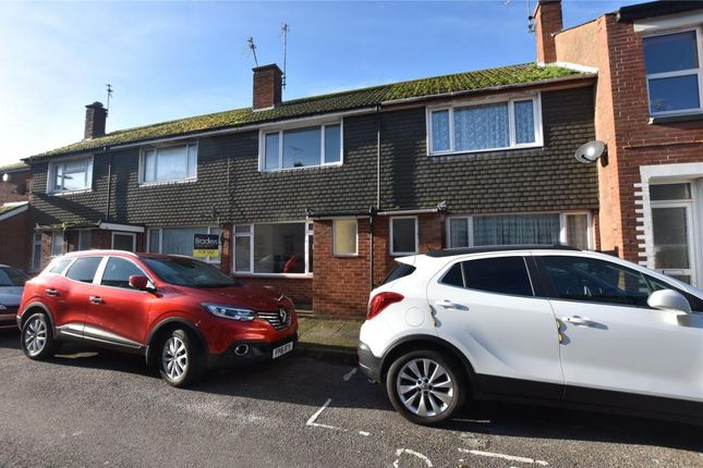 Front of Rosebery Road, Exmouth, Devon EX8