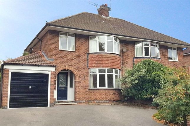 Thumbnail Semi-detached house to rent in Shakespeare Gardens, Bilton, Rugby, Warwickshire