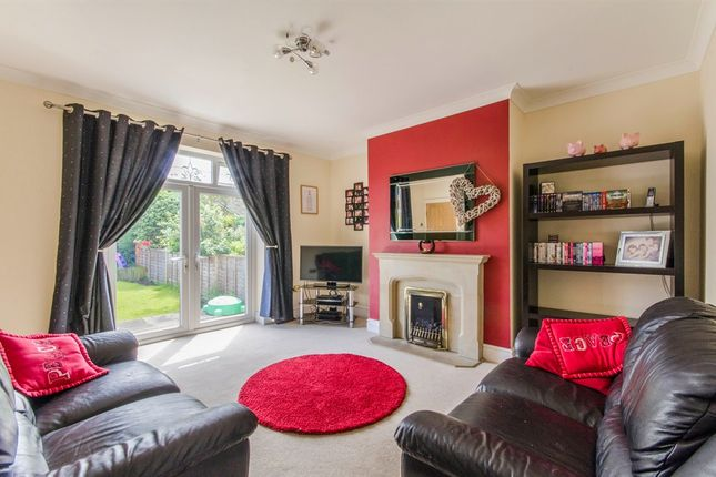 Thumbnail Semi-detached house for sale in Old Road, Overton, Wakefield