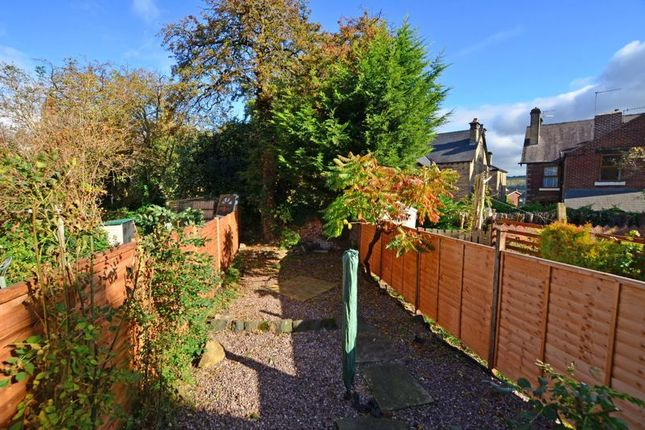 Garden of Oakland Road, Hillsborough, Sheffield S6