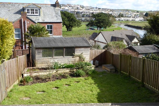 Thumbnail Semi-detached house to rent in Fernleigh Crescent, Wadebridge