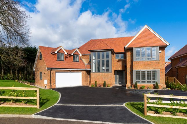 Thumbnail Detached house for sale in Woodchester Park, Knotty Green, Beaconsfield, Buckinghamshire