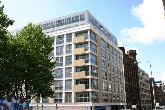 Thumbnail Flat to rent in George Street, Glasgow