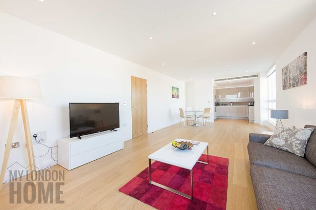 Thumbnail Flat for sale in Holland Park Avenue, London