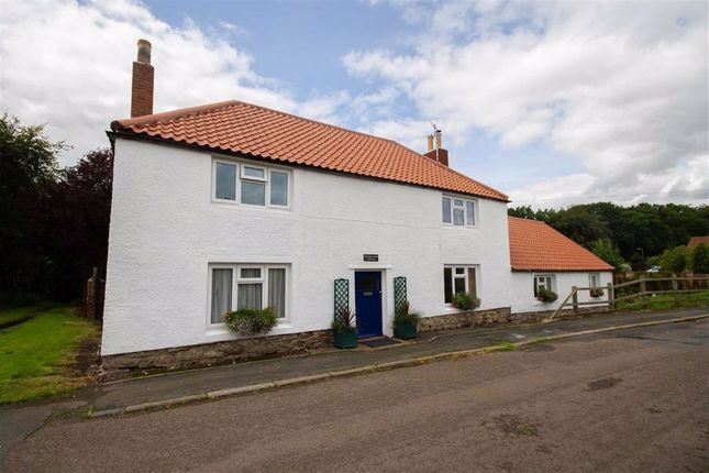 Thumbnail Detached house for sale in Tofts Lane, Horncliffe, Northumberland
