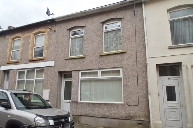 Thumbnail Terraced house for sale in Church Street, Ebbw Vale