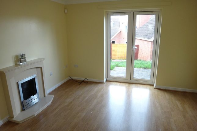 Thumbnail Semi-detached house to rent in Heritage Way, Hamilton, Leicester
