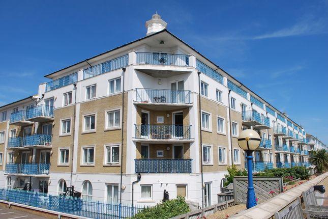Thumbnail Duplex to rent in Merton Court, Brighton Marina