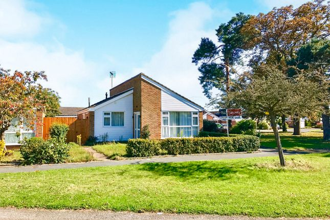 2 bed detached bungalow for sale in Crowland Close, Ipswich