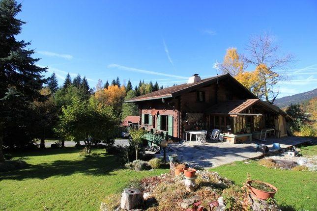 4 bed chalet for sale in Rhône-Alpes, Haute-Savoie, Les Carroz D'araches