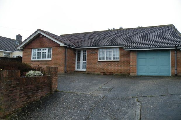Thumbnail Bungalow to rent in Palmers Road, Wootton Bridge, Ryde