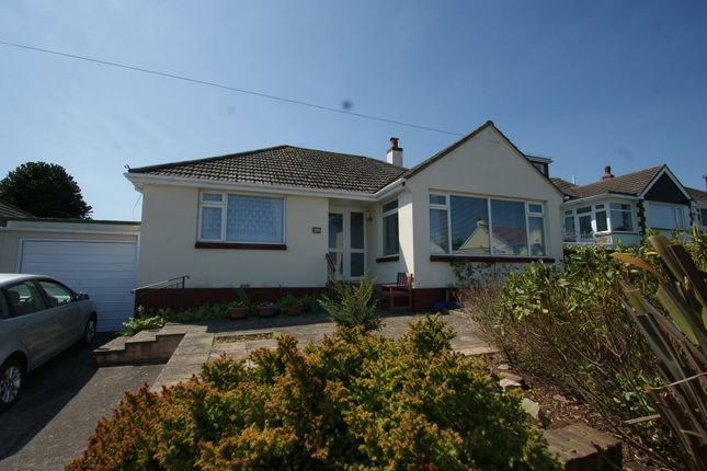 Thumbnail Detached bungalow for sale in Laura Grove, Paignton