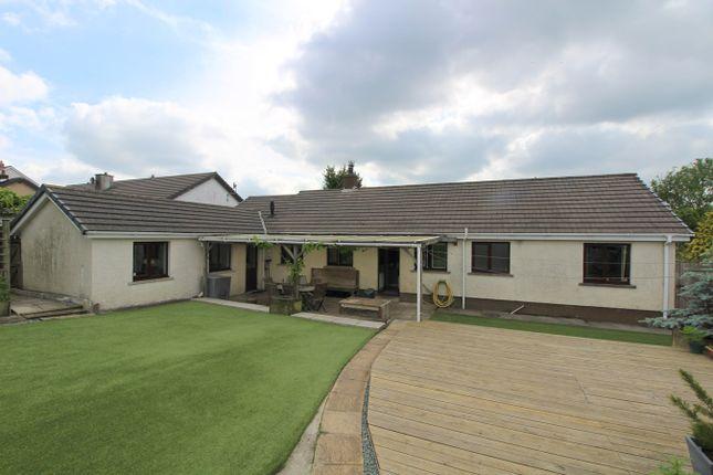 Thumbnail Detached bungalow for sale in Bancyffordd, Llandysul