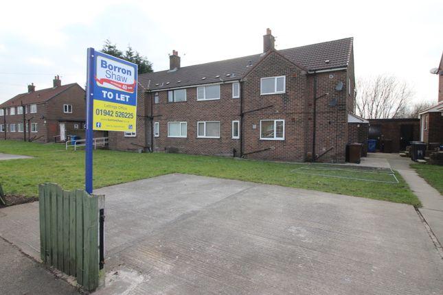 Thumbnail Flat to rent in Rivington Drive, Bickershaw, Wigan