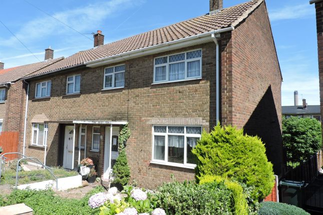 3 bed semi-detached house for sale in Cavell Crescent, Dartford
