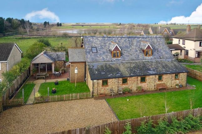 Thumbnail Property for sale in Ugg Mere Court Road, Ramsey St. Marys, Huntingdon