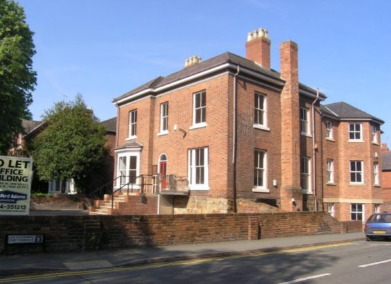 Office to let in Suite 5, Kelso House, Grosvenor Road, Wrexham