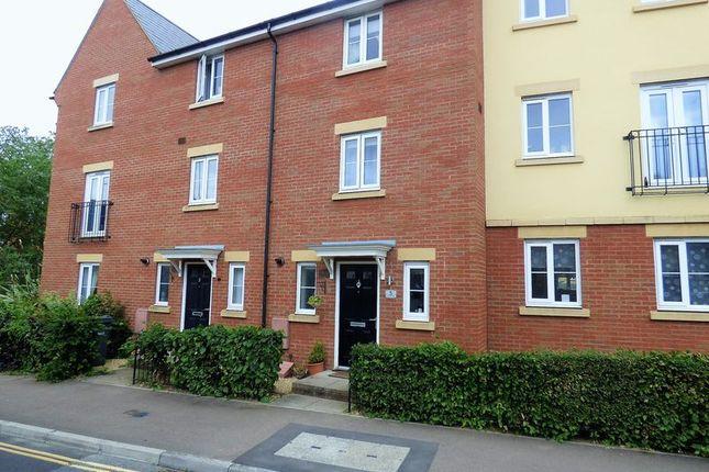 Thumbnail Terraced house for sale in Cardinal Drive, Tuffley, Gloucester