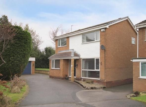 Thumbnail Detached house for sale in Beeston Close, Dronfield Woodhouse, Dronfield, Derbyshire