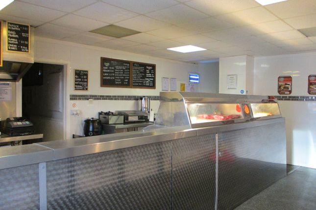 Thumbnail Restaurant/cafe to let in The Precinct, Wildmill Estate, Bridgend