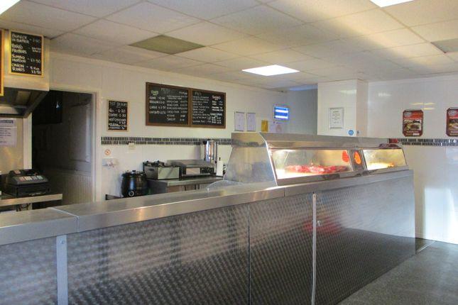 Thumbnail Restaurant/cafe to let in The Precinct, Wildmill Estate, Bridgend
