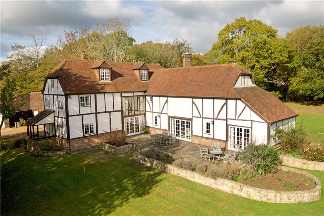Thumbnail Detached house for sale in Horsted Lane, Sharpthorne, West Sussex