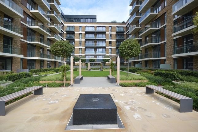 Thumbnail Property to rent in Compton House, 7 Victory Parade, Royal Arsenal Riverside, London