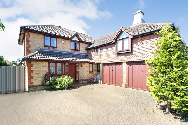 Thumbnail Detached house for sale in Rivermead, East Molesey