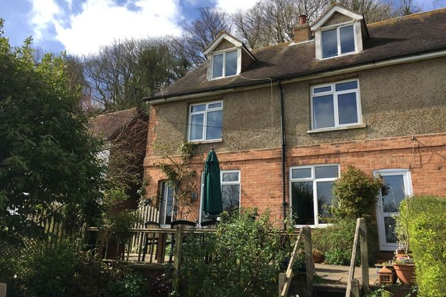 Thumbnail Terraced house for sale in Military Road, Rye