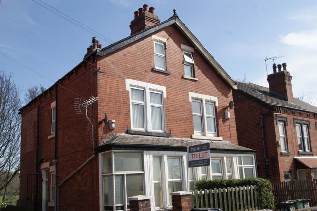 Thumbnail End terrace house to rent in Hartley Avenue, Woodhouse, Leeds