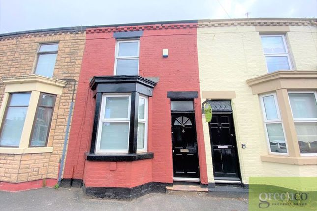 Thumbnail Terraced house to rent in Sydney Street, Walton, Liverpool