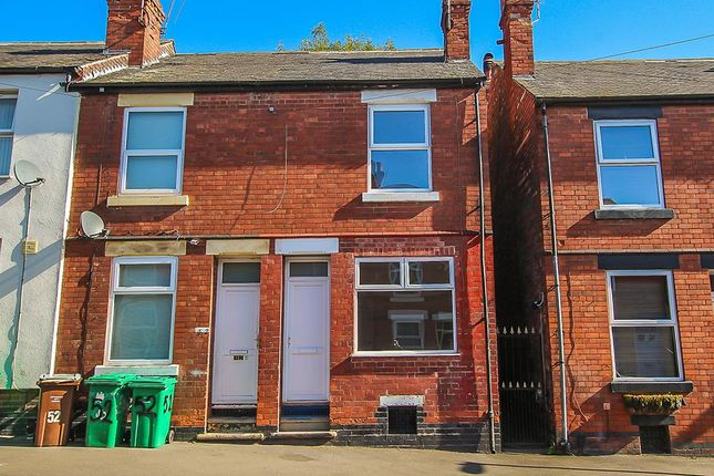 Front of Rossington Road, Sneinton, Nottingham NG2