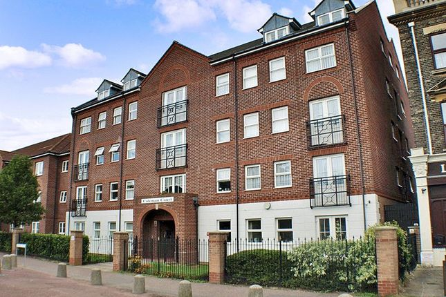 Thumbnail Flat for sale in Coleman Court, Clacton-On-Sea