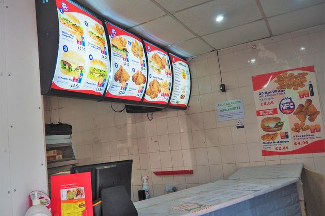 Thumbnail Leisure/hospitality for sale in Hot Food Take Away HD3, Paddock, West Yorkshire