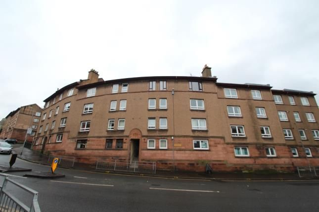 Exterior of Sir Michael Street, Greenock, Inverclyde PA15