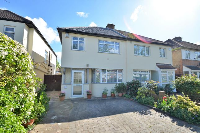 Thumbnail Semi-detached house for sale in Sipson Road, West Drayton