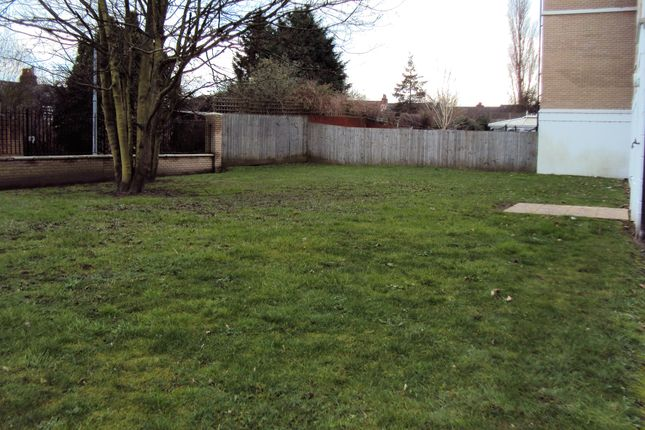 Garden of George Williams Way, Colchester CO1