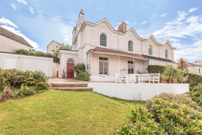 Thumbnail Semi-detached house for sale in Devon Road, Salcombe