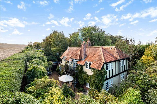 5 bed detached house for sale in Romsey Road, Kings Somborne, Stockbridge SO20