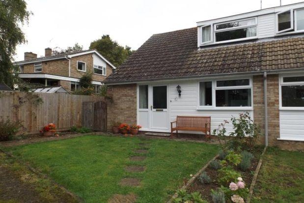 Thumbnail Bungalow to rent in Spring Lane, Flore