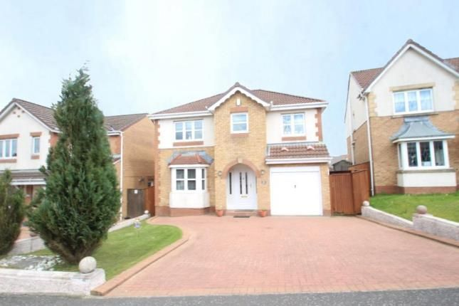 Thumbnail Detached house for sale in Dalbeattie Braes, Chapelhall, Airdrie, North Lanarkshire