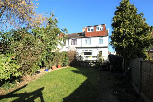 Thumbnail End terrace house for sale in Queenswood Road, Sidcup, Kent