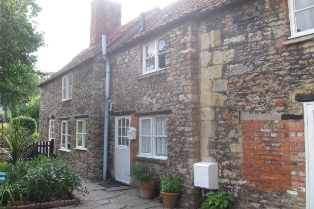 Thumbnail Cottage to rent in St John's Street, Wells