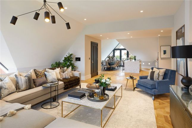 Thumbnail Flat for sale in Otto Schiff Mansions, 14 Netherhall Gardens, Hampstead