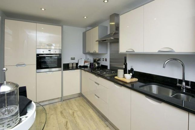 "Thumbnail Duplex for sale in ""Stevenson"" at Caledonia Road, Off Kiln Farm, Milton Keynes"